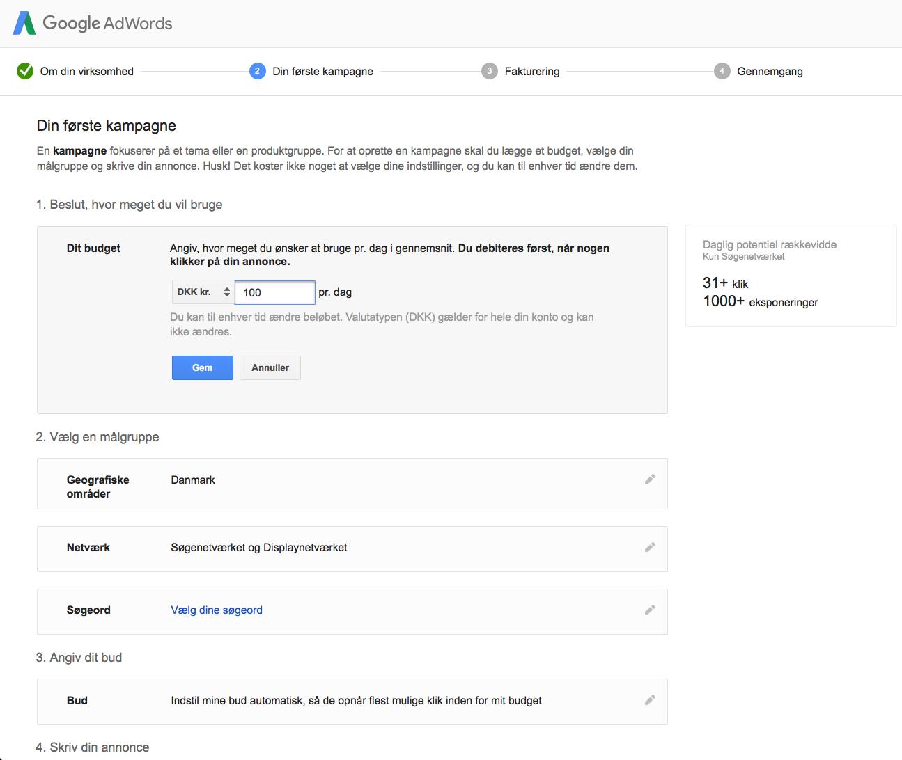 tilmeding google adwords 2