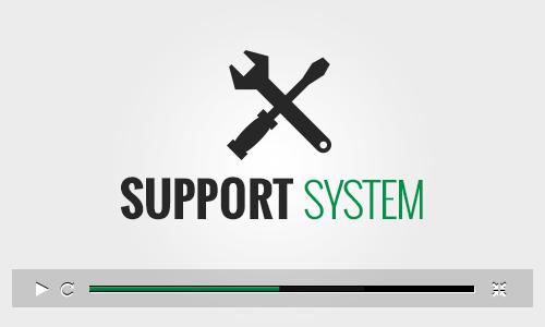 Videoguides Nyt supportsystem