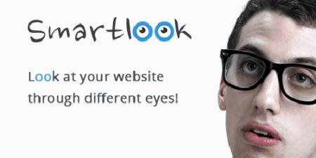 Smartlook - Hjemmeside optimering