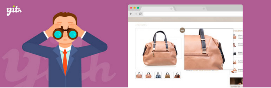Woocommerce-plugin-YITH Zoom Magnifier