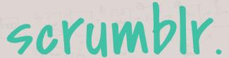 scrumblr logo