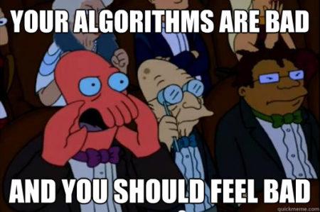 algoritmer
