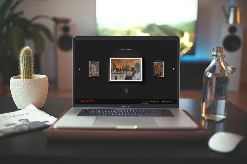 Online Galleri