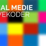 Sociale mediers farver