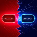 specialist eller generalist