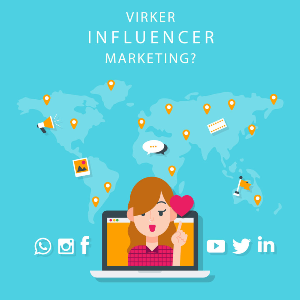 virker influencer marketing