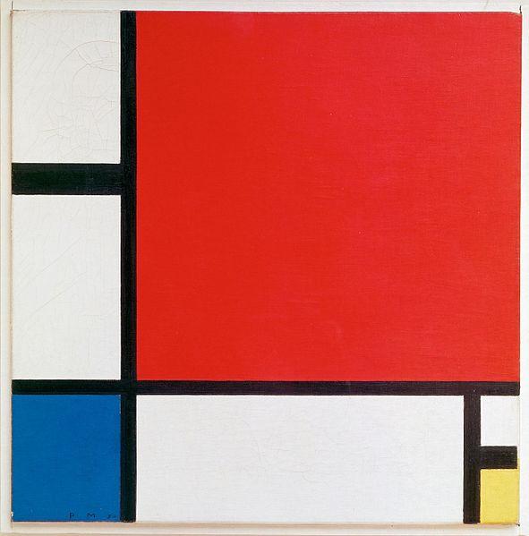 Piet Mondriaan 1930 mondrianisme