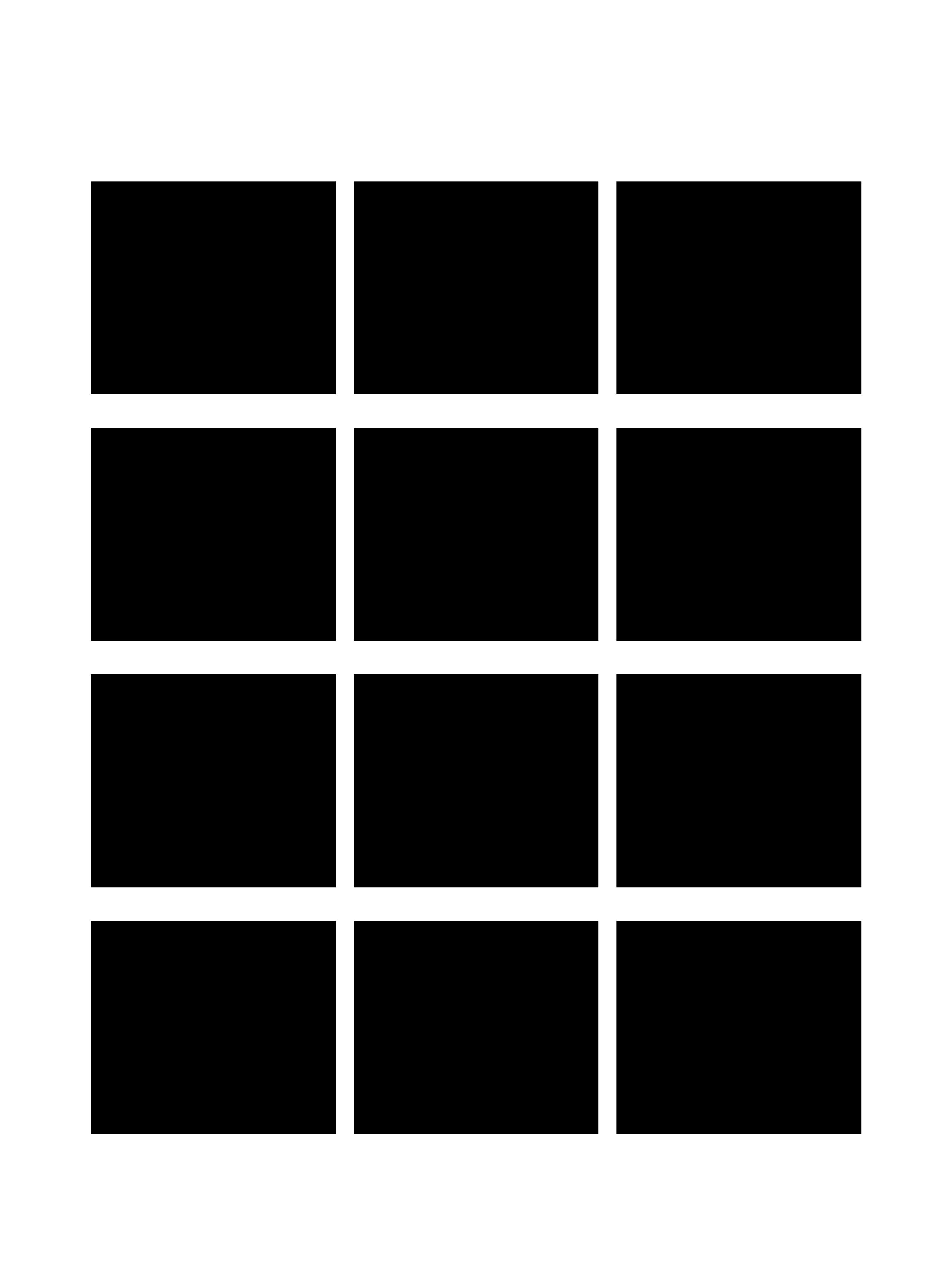 grid design white space