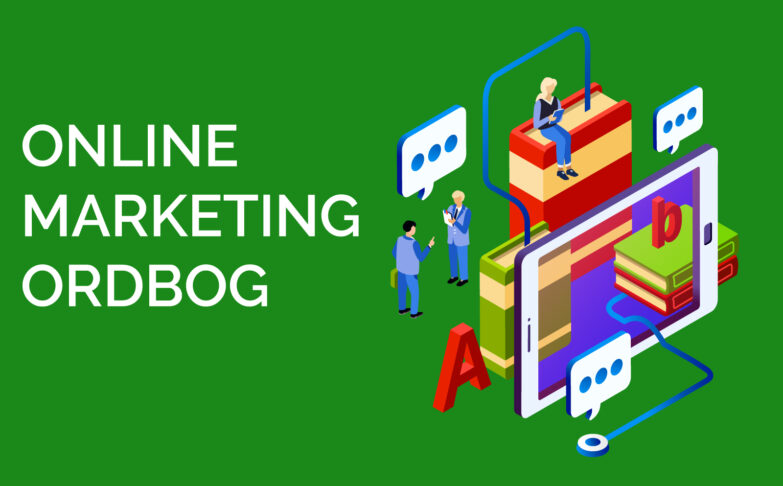 online marketing ordbog