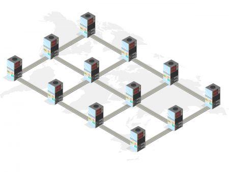 Hvad er en CDN Grafik - Et netværk af servere