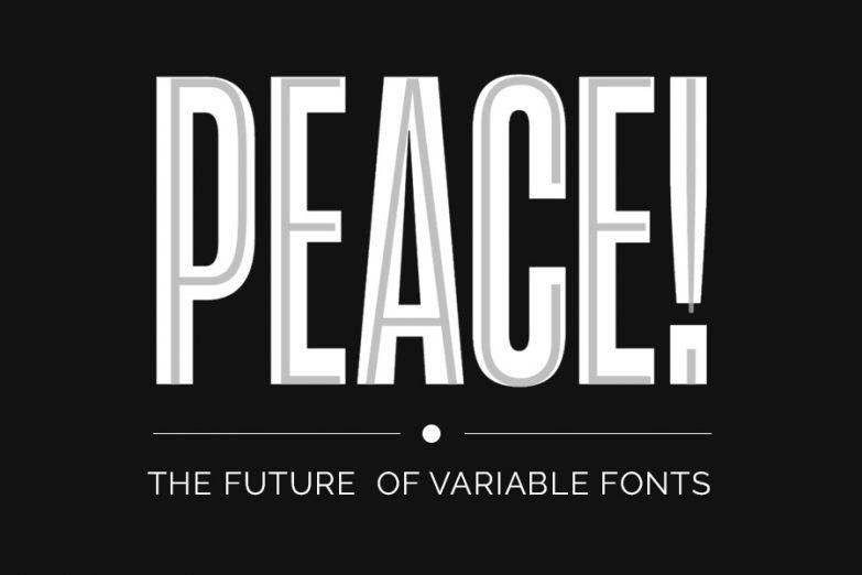 Variable fonts fremtidens dynamiske skrifttyper