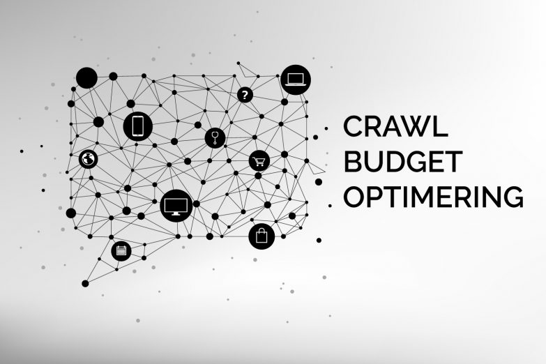 crawl budget optimering