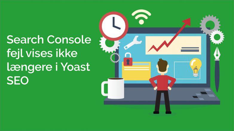 search console fejl i yoast seo