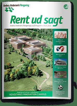 Anders Andersen Rengøring magasin forår 2019