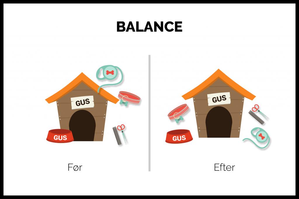 balance designprincipper