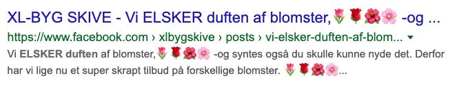 jeg elsker duften af rose emoji
