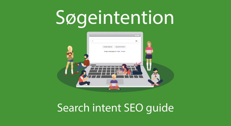 søgeintention search intent SEO guide
