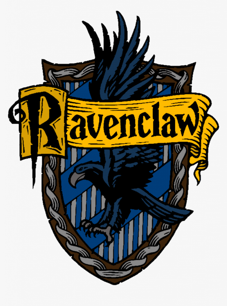Ravenclaw våbenskjold