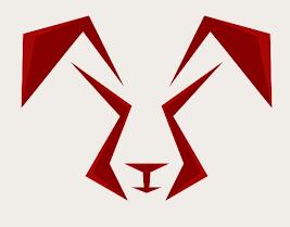 grafisk kanin