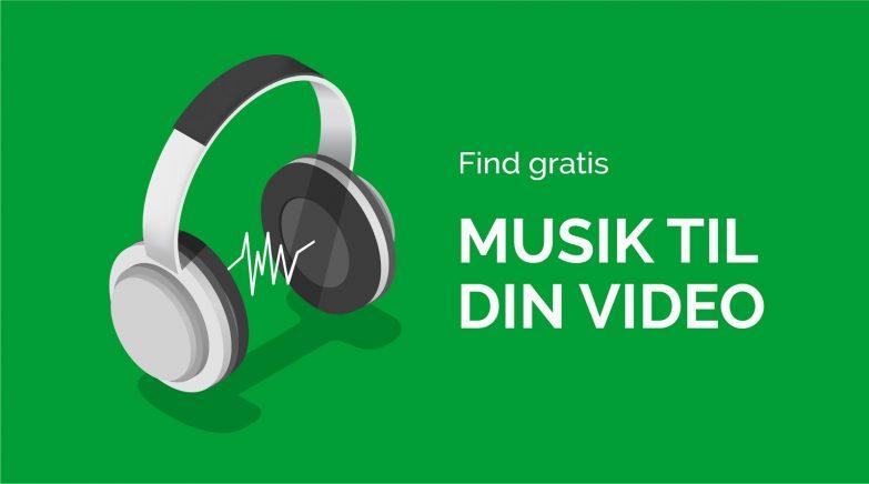 gratis musik til din video